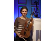 2012 års Jan Wallanderpristagare: Sofia Lundström, viola