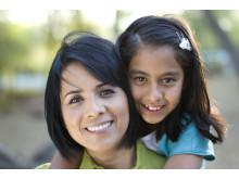 Mammografibilde - Mor og barn