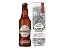 Innis & Gunn Barrelmaster's Reserve  – unik ale lagrad på ekfat från Highlands som tidigare lagrat 18-årig single malt whisky
