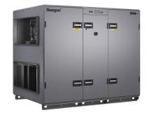 GOLD RX luftbehandlingsaggregat med roterande värmeväxlare.