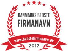 Danmarks bedste firmanavn