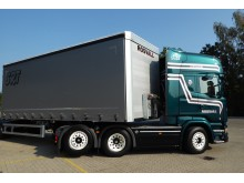 Ny Scania til Søren Rosvall Transport