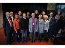 Kyrkostyrelsen 2018-2021