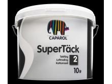 Supertäck 2 - Reflexfri takfärg från Caparol (svart bakgrund)
