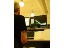 Fantomsmärte-behandling: Virtuell verklighet/ virtual reality