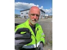 Rune S. Nielsen, brannekspert i Gjensidige