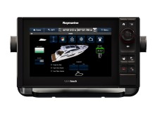 High res image - Raymarine - Digital switching ,locator