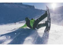 Das GletscherTestival überzeugte mit absoluter Schneegarantie, Sonne und kühlen Temperaturen .