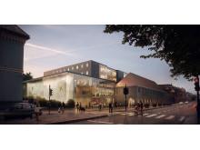 SIT idrettssenter - Prinsen kinosenter - LINK arkitektur