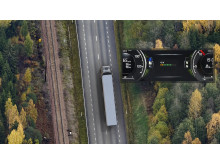 Scania Aufmerksamkeitsassistent
