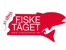 Logotype Fisketåget