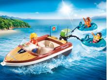 Sportboot mit Fun-Reifen von PLAYMOBIL (70091)
