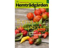 Tidningen Hemträdgården 1, 2015