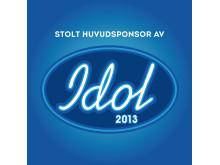 Santa Maria - Stolt huvudsponsor av Idol 2013