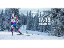 Sesongstart Skiskyting Sjusjøen Johannes med dato