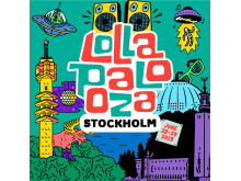 Lollapalooza Stockholm – Instagram and Facebook