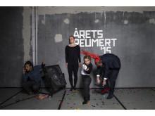 De tre værter for Årets Reumert 2015