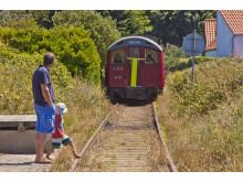 The Alderney Train