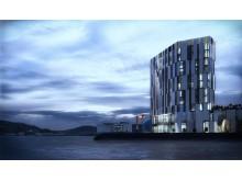 Quality Hotel kommer til Harstad.