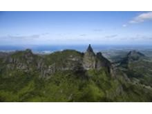 Mauritius Bergkette