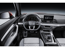 Audi Q5 cockpit