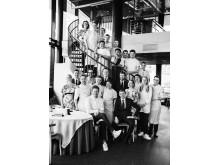 Das Team des Maaemo, Oslos Drei Sterne-Restaurant