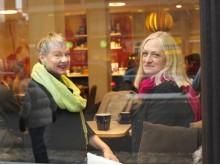 Doris Dahlin & Maggan Hägglund