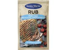 BBQ Rub Fish