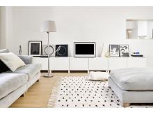 Sony 2000s living room landscape