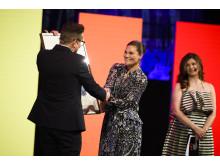ALMA award ceremony 2019