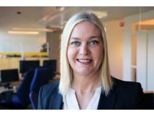 Anna Elverheim nytillträdd styrelseordförande i nätverket för elektroniska affärer (NEA) och Hogias e-fakturaexpert.