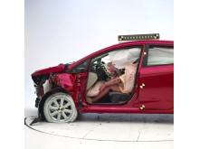 Ford Fiesta krockprovas av IIHS - bild 2