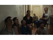Från Philippe van Leuuws dramafilm Insyriated.