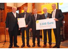 Bürgerenergiepreis Oberfranken 2015: Bürgerzentrum Kraisdorf