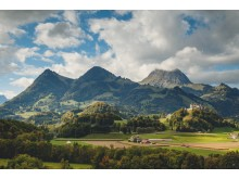 Top Cycling Tour Seen-Route (Gruyeres)