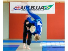 UKBJJA launches major sporting outreach campaign to make girls and women in the UK Unstoppable