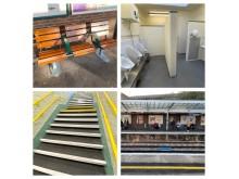 Station upgrades