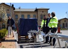 Krisberedskapsveckan i Landskrona