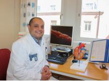 Operationsmetod från USÖ ökar hållbarheten på hjärtats nya kranskärl