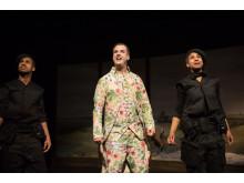 Rövare, exaamensföreställning skådespeleri 2017