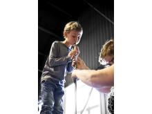 Målerås - Glasblåsning barn 3