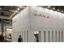 Best stand designed Form Us With Love and Johan Ronnestam for BAUX