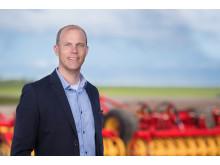 Mattias Hovnert - Sales & Marketing Director