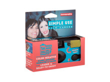 Lomography Simple Use Film Camera_Color Negative_Packaging