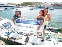 Fire mødre i en båd - Foto 01