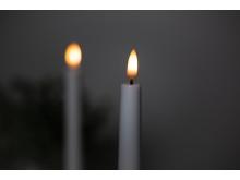 Premium LED antik- och värmeljus