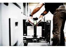 StroedeRalton Produktionsmiljö Printning
