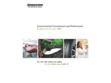 Bridgestone miljörapport 2011