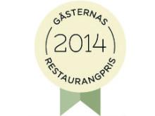 Logga Gästernas restaurangpris