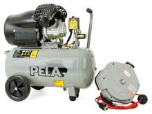 Stark och stryktålig kompressor för alla arbeten - hos Verktygsboden